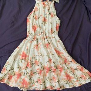 Floral print summer/spring dress